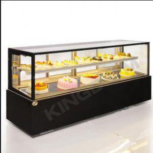 重庆收售新旧各类蛋糕房面包展示柜